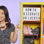 How To Decorate And Organize Your Locker At The Same Time