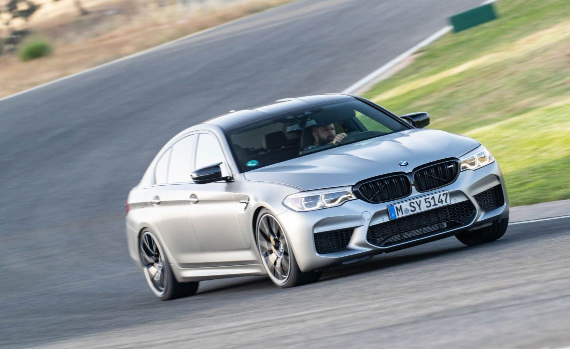 617-hp 2019 bmw m5 competition driven! | review | car and driver