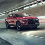 2019 Chevrolet Blazer Revealed Info And Pricing On The New Crossover