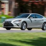 2019 Lexus Es300h Hybrid Test Elegance And Economy Review Car And Driver