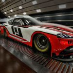 How The Nascar Xfinity Series Toyota Supra Lines Up With The Production Model News Car And Driver