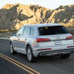 Audi S Updated Q7 Builds On A Solid Foundation