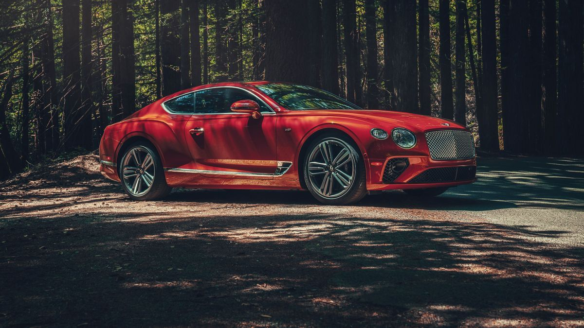 2020 Bentley Continental Gt Review Pricing And Specs