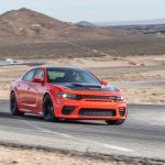 2020 Dodge Charger Hellcat Widebody Loves To Destroy Its Tires