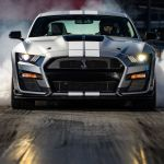 2020 Ford Mustang Shelby Gt500 First Drive Review Road Track