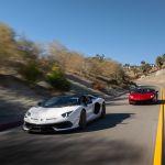 2020 Lamborghini Aventador Svj Roadster Revels In Pure V 12 Excess