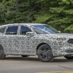 2022 Acura Mdx Shows Off Its Tlx Inspired Styling