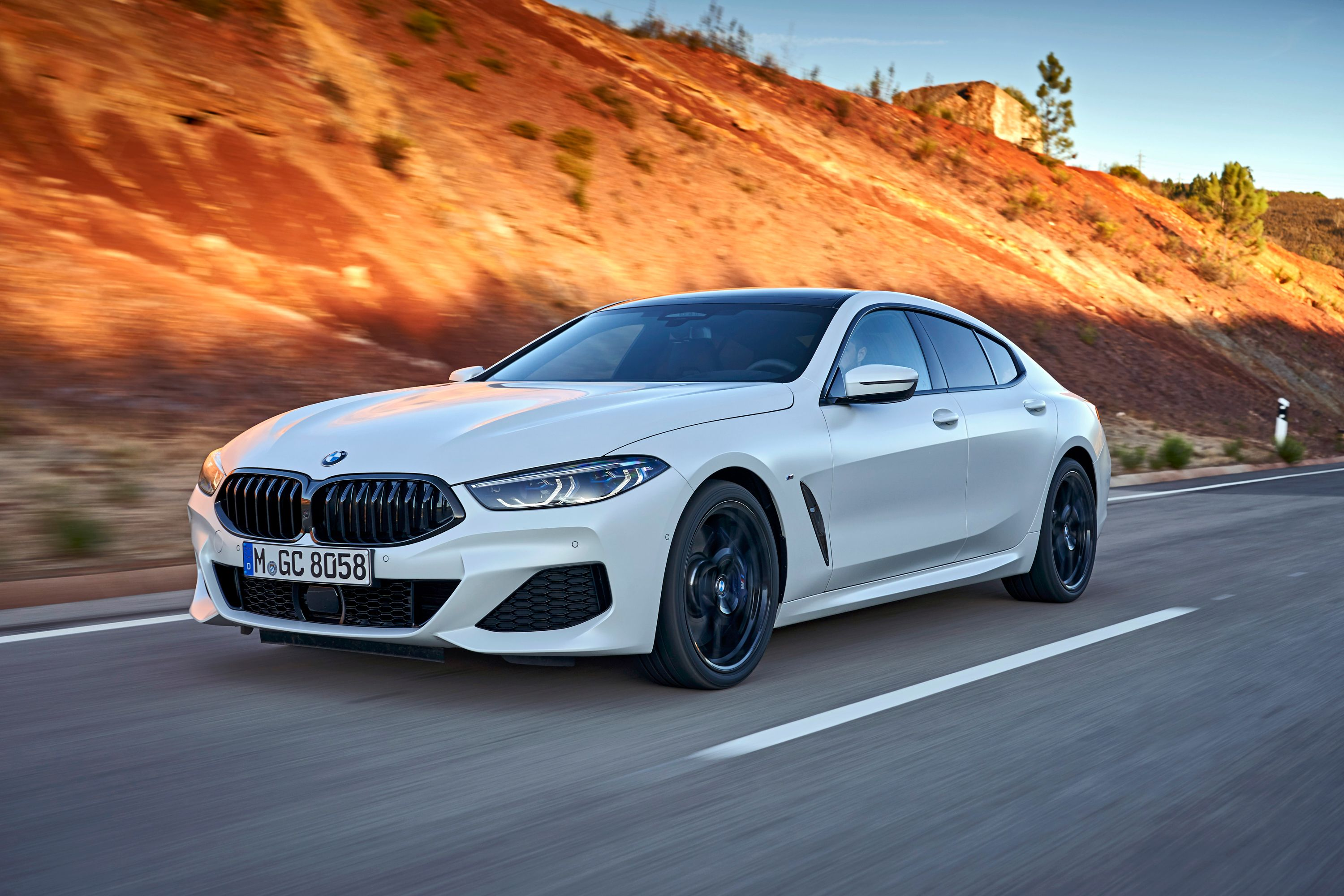 2021 Bmw 8 Series Gran Coupe Review Pricing And Specs Post Cheers
