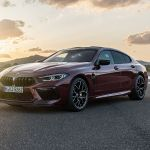 2021 Bmw M8 Gran Coupe Review Pricing And Specs