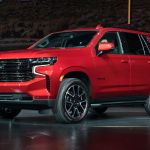2021 Chevy Tahoe Starts At 50 295