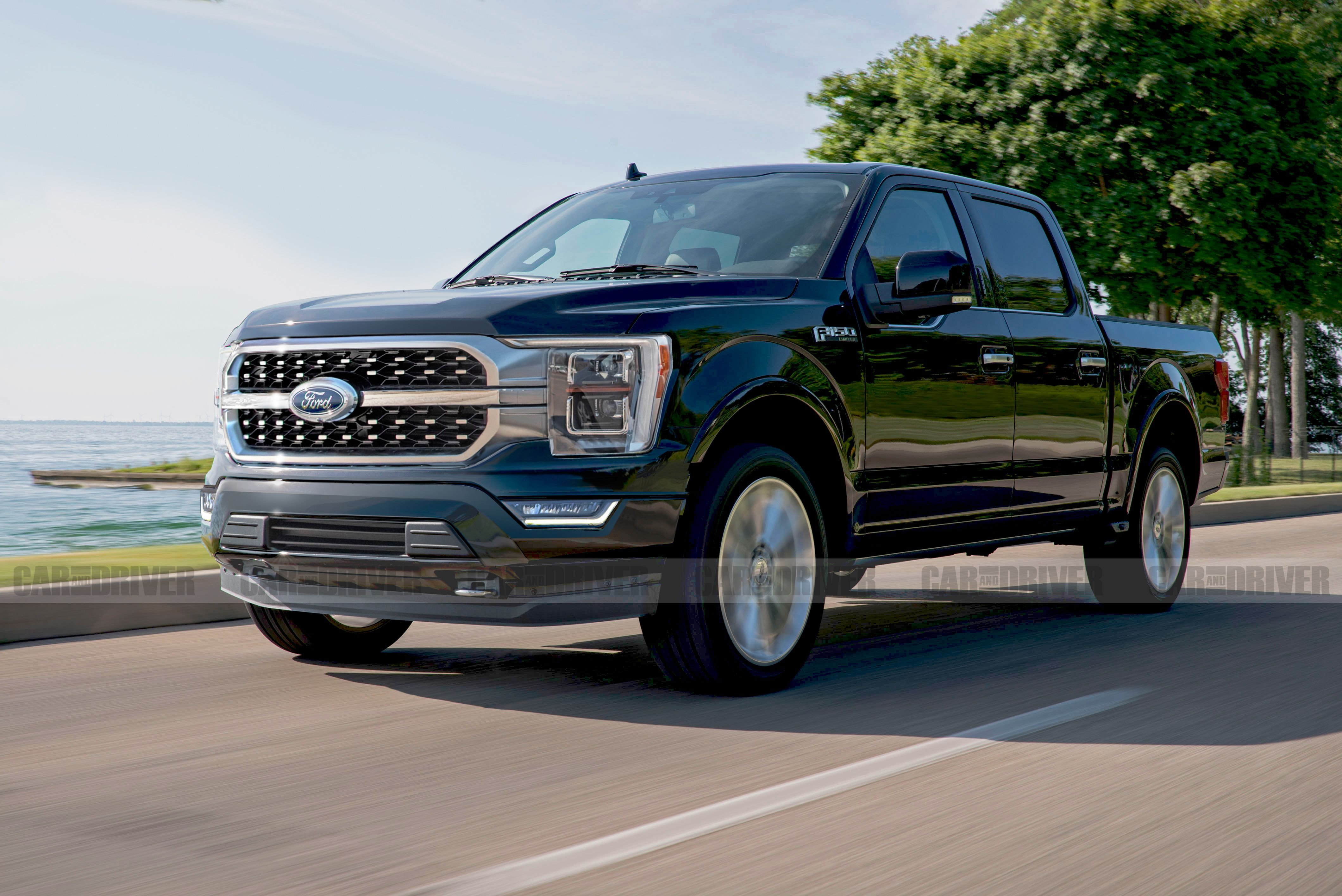 Equipment group 601 a high, max trailer tow package, king ranch chrome appearance package,. 2021 Ford F 150 Will Get An Evolutionary Redesign