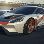 2021 Ford Gt Heritage Edition Is Modern Take On Ford V Ferrari