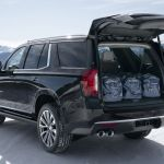 The 2021 Gmc Yukon Fixes The Model S Biggest Deficiency