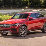 2021 Mercedes Benz Glc Coupe Review Pricing And Specs