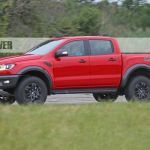 2021 Ford Ranger Raptor Spied News Car And Driver