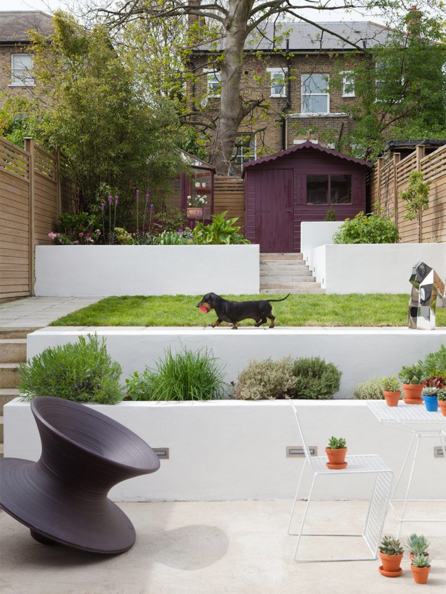 29 Small Backyard Ideas - Simple Landscaping Tips for ... on 2 Level Backyard Ideas id=82499