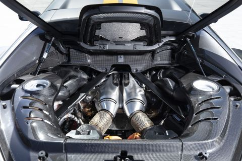 """Ferrari Says its V-6 Sound Is One of its """"Biggest Achievements"""""""