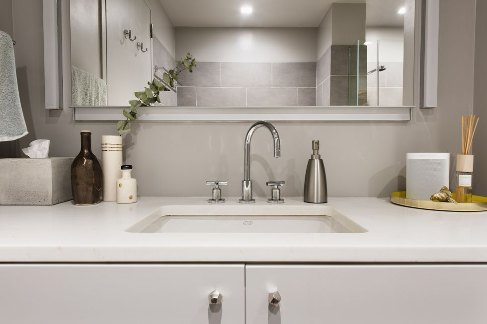 55 Small Bathroom Ideas - Best Designs & Decor for Small ... on Small Area Bathroom Ideas  id=77214