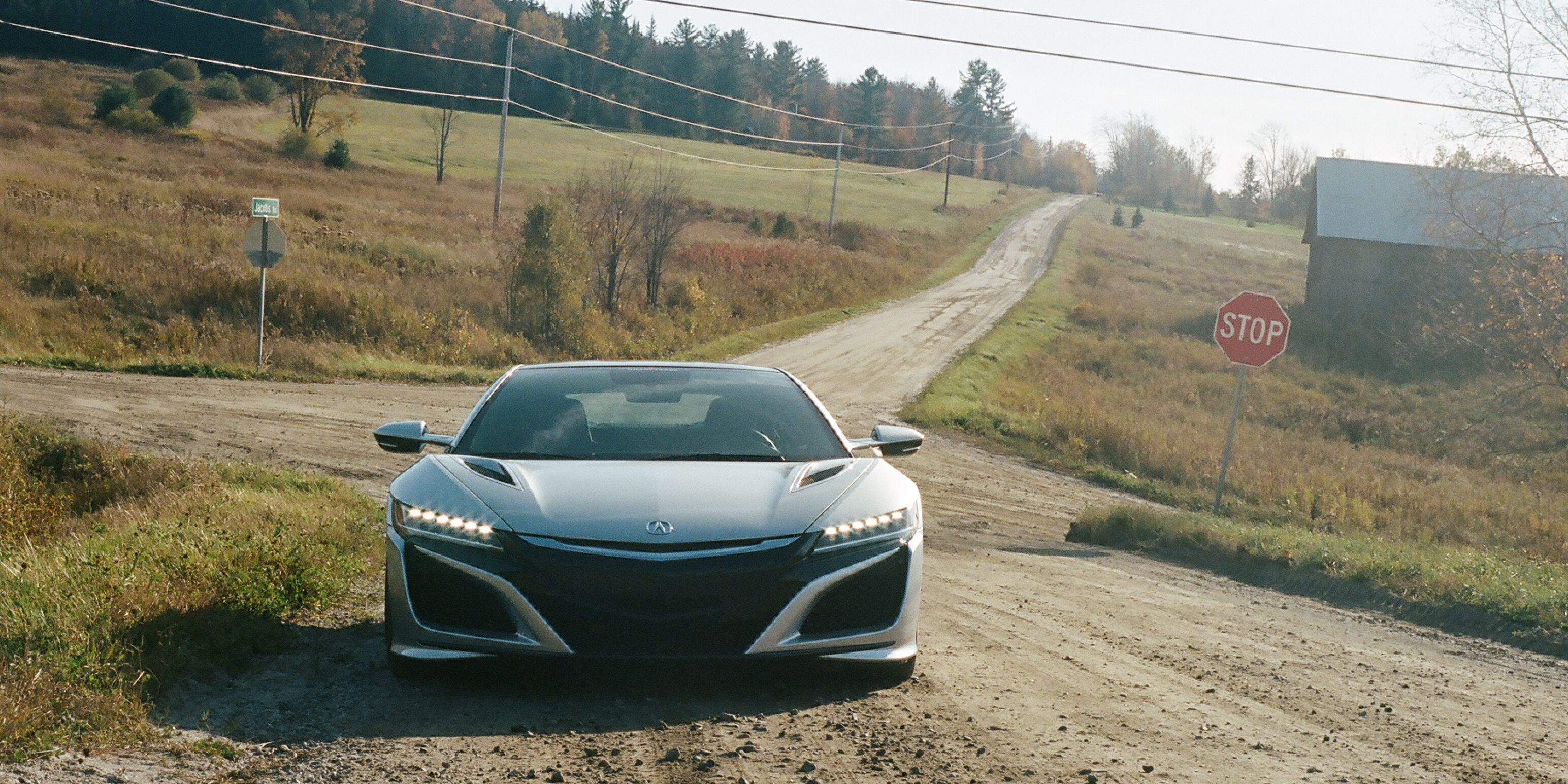 It S Easy To Forget The Acura Nsx Is A Spaceship Roadandtrack Com