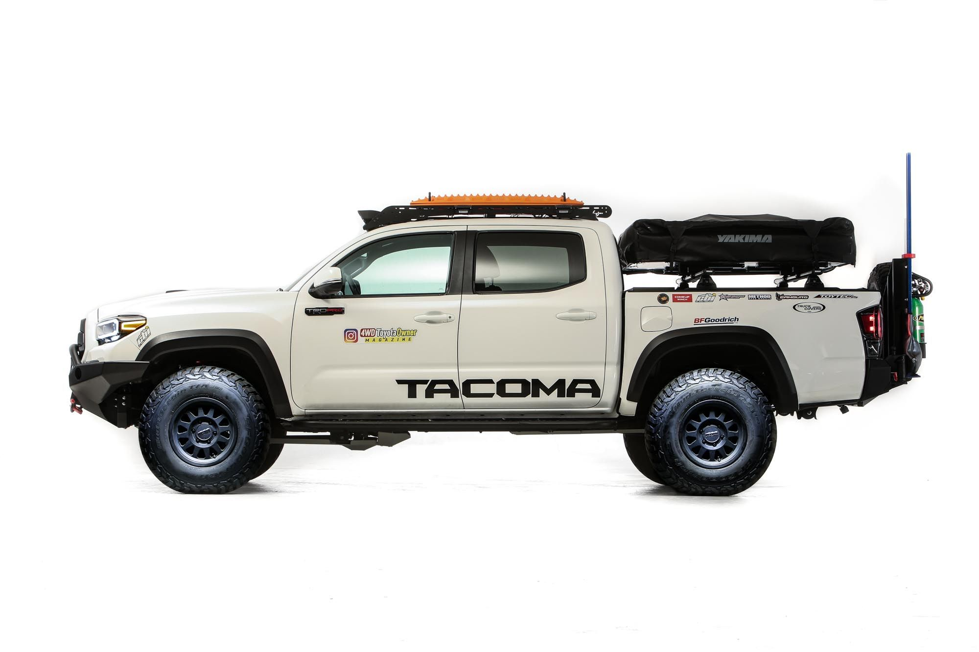 first wave of sema360 concepts from toyota