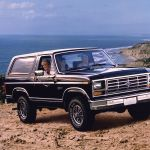 A Visual History Of The Ford Bronco