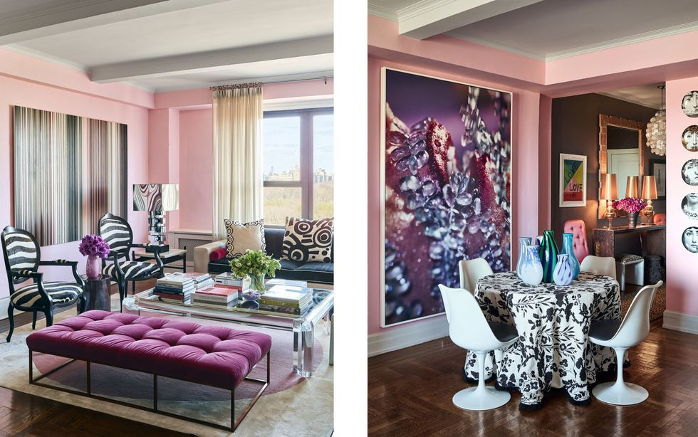 25 Purple Room Decorating Ideas How To Use Purple Walls