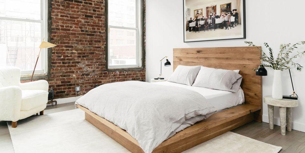 42 Minimalist Bedroom Decor Ideas - Modern Designs for ... on Bedroom Minimalist Ideas  id=50514
