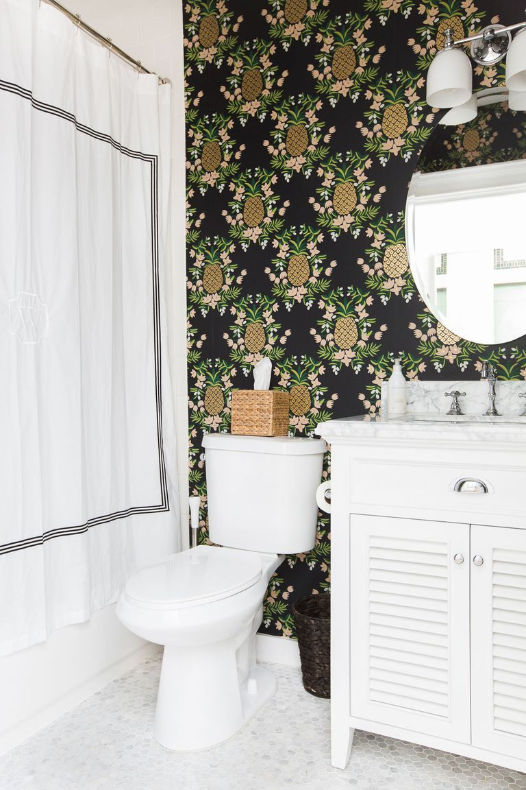 Small Bathrooms Design Ideas 2020 - How to Decorate Small ... on Small Space Small Bathroom Ideas Uk id=76726