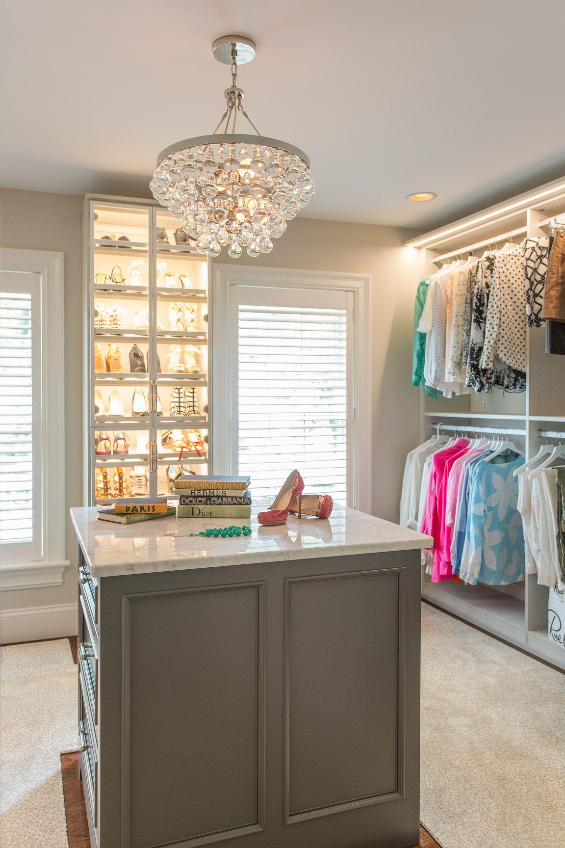 20 great walk in closet ideas
