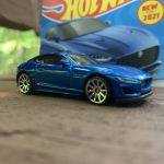 Hot Wheels Will Sell Die Cast 2021 Jaguar F Type Models