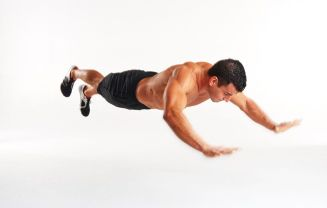 Image result for superman push-up
