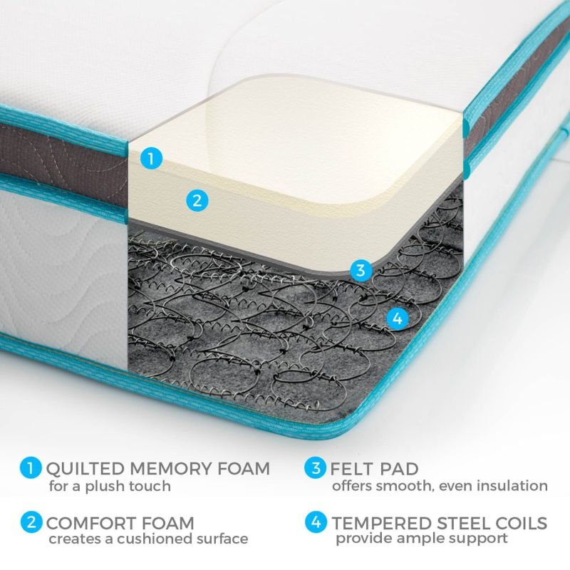 Amazon's Best-Selling Mattress Is Only $95 and People Love It 1
