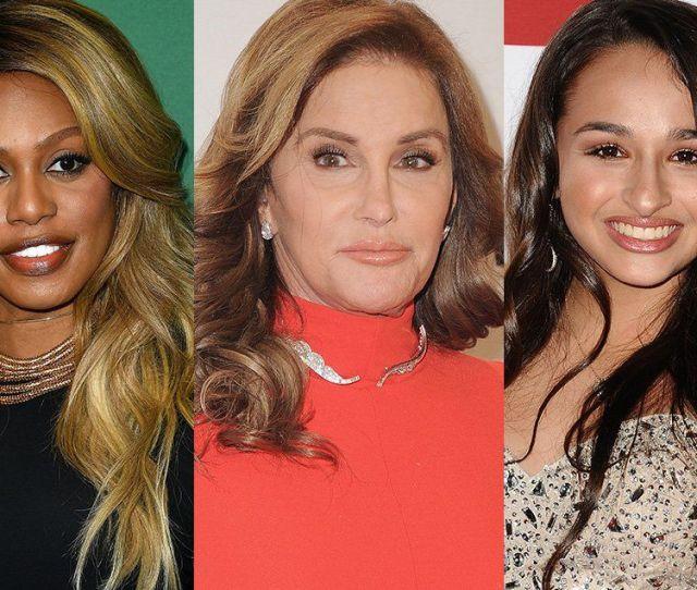 Transgender Celebrities