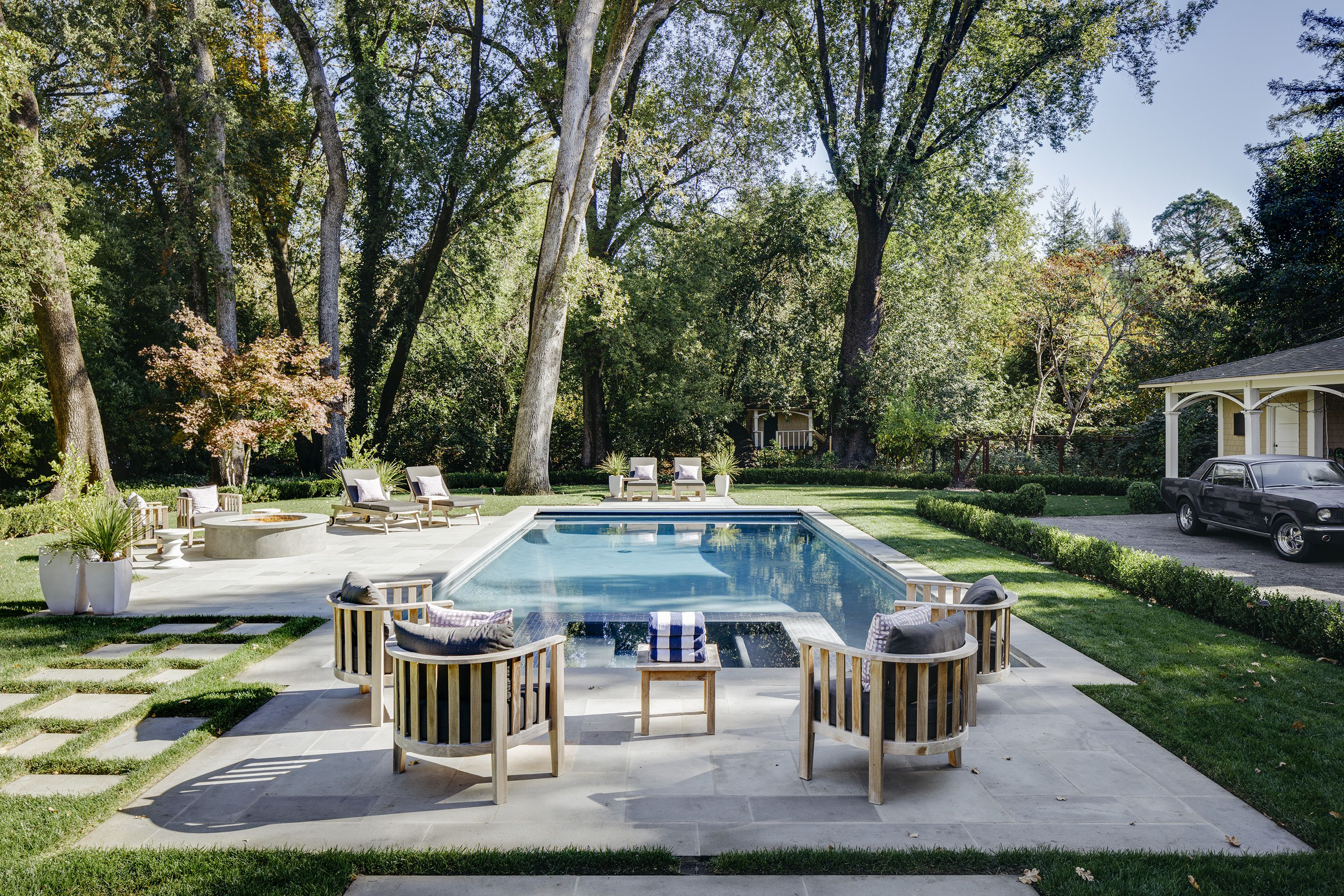 best ideas for inground swimming pools