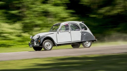 The Citroën 2CV Was Created to Get Rural Europe off Horses
