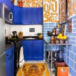 Anthony Gianacakos S Rental Kitchen Makeover With Just Paint