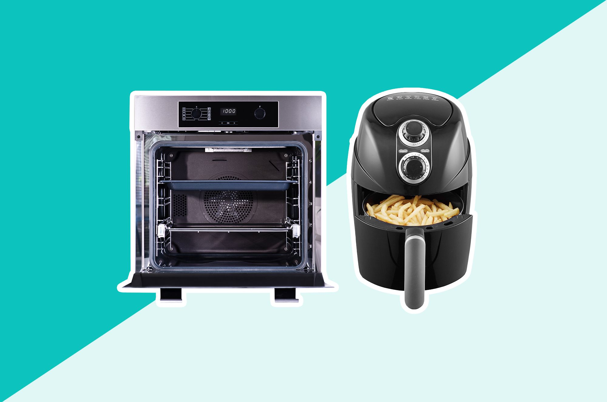 air fryer vs convection oven the