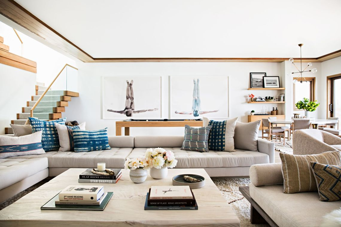 23 Stylish Contemporary Family Rooms Designer Family Room Decorating Ideas