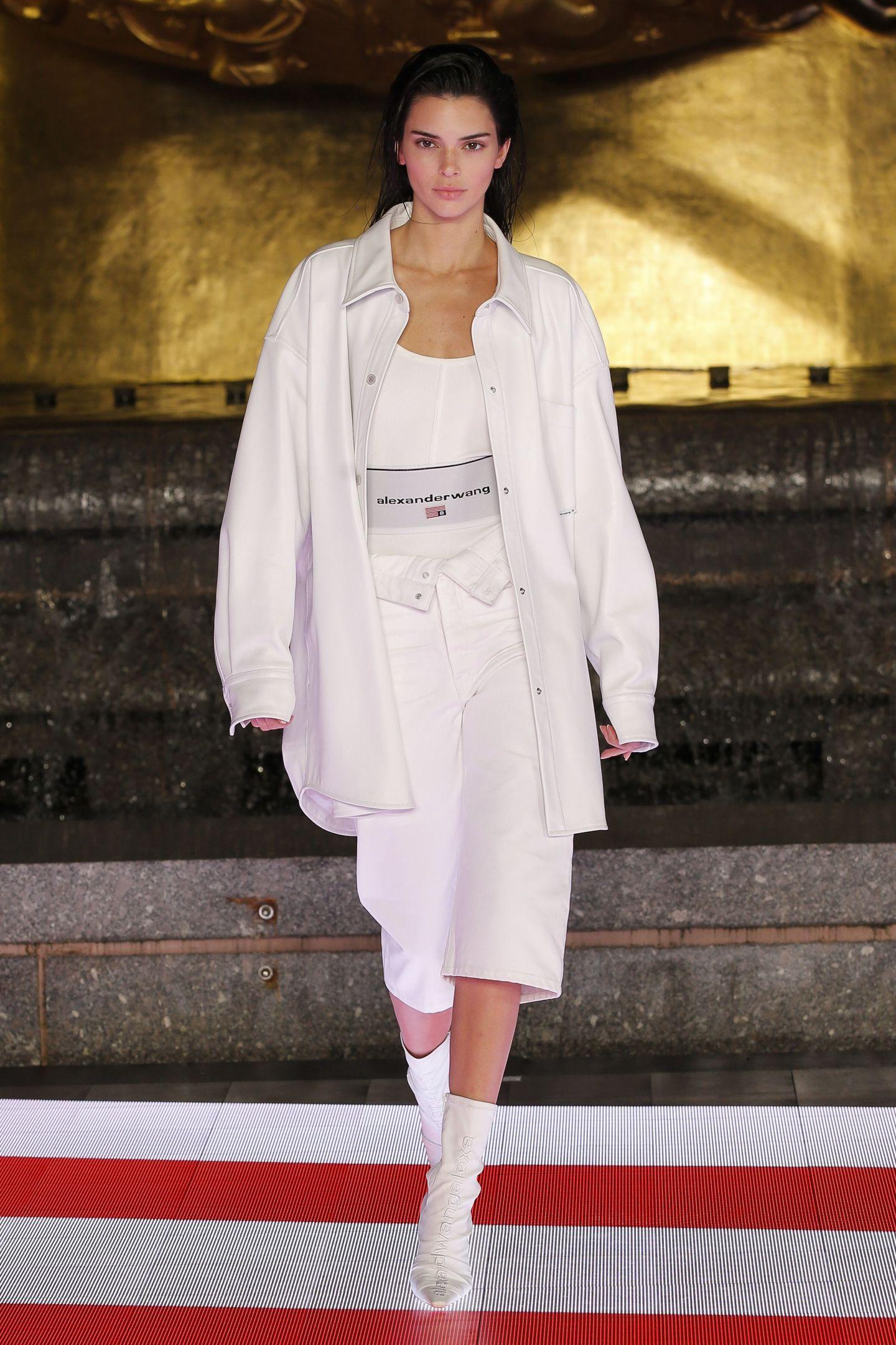 White, Clothing, Fashion, Fashion model, Beauty, Pink, Fashion show, Fashion design, Outerwear, Uniform,