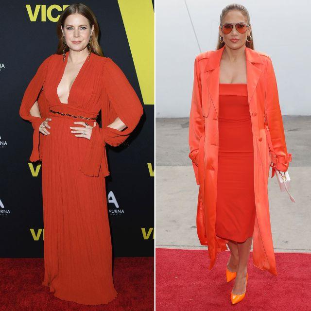 Amy Adams and Jennifer Lopez