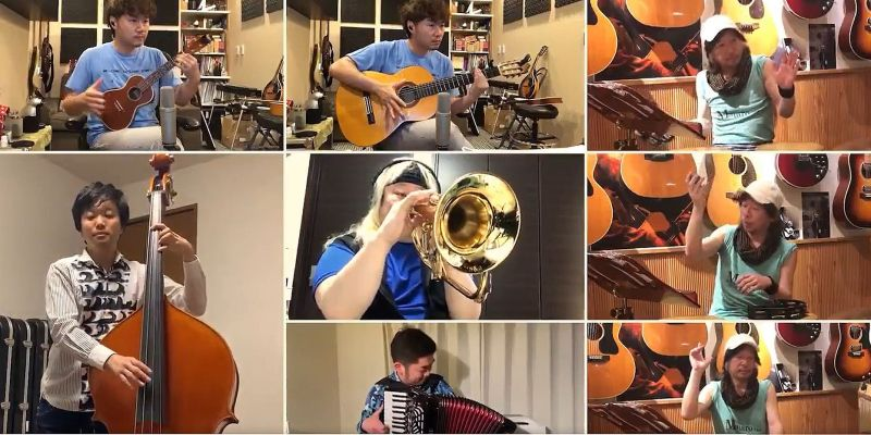 Watch the Animal Crossing Musicians Perform a Delightful Live Version of the Theme Song 1