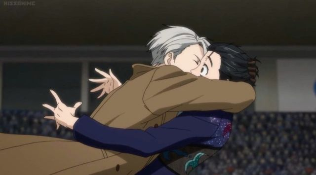 anime españa homosexualidad yuri on ice