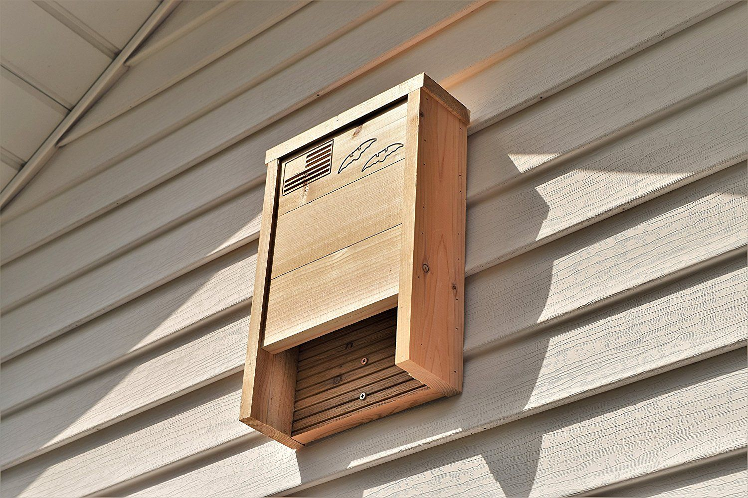 How To Attract Bats To Your Yard How To Make A Bat Box