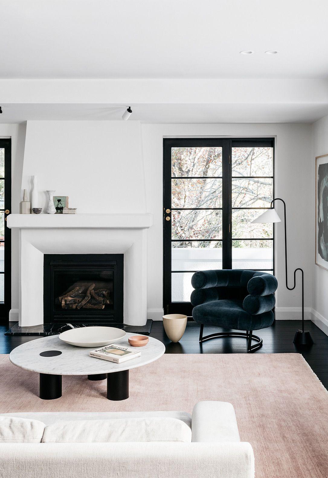 23 Stylish Minimalist Living Room Ideas - Modern Living ... on Minimalist Living Room Design  id=65435