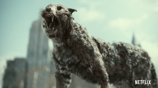 Zack Snyder's Army of the Dead has a Tiger King connection