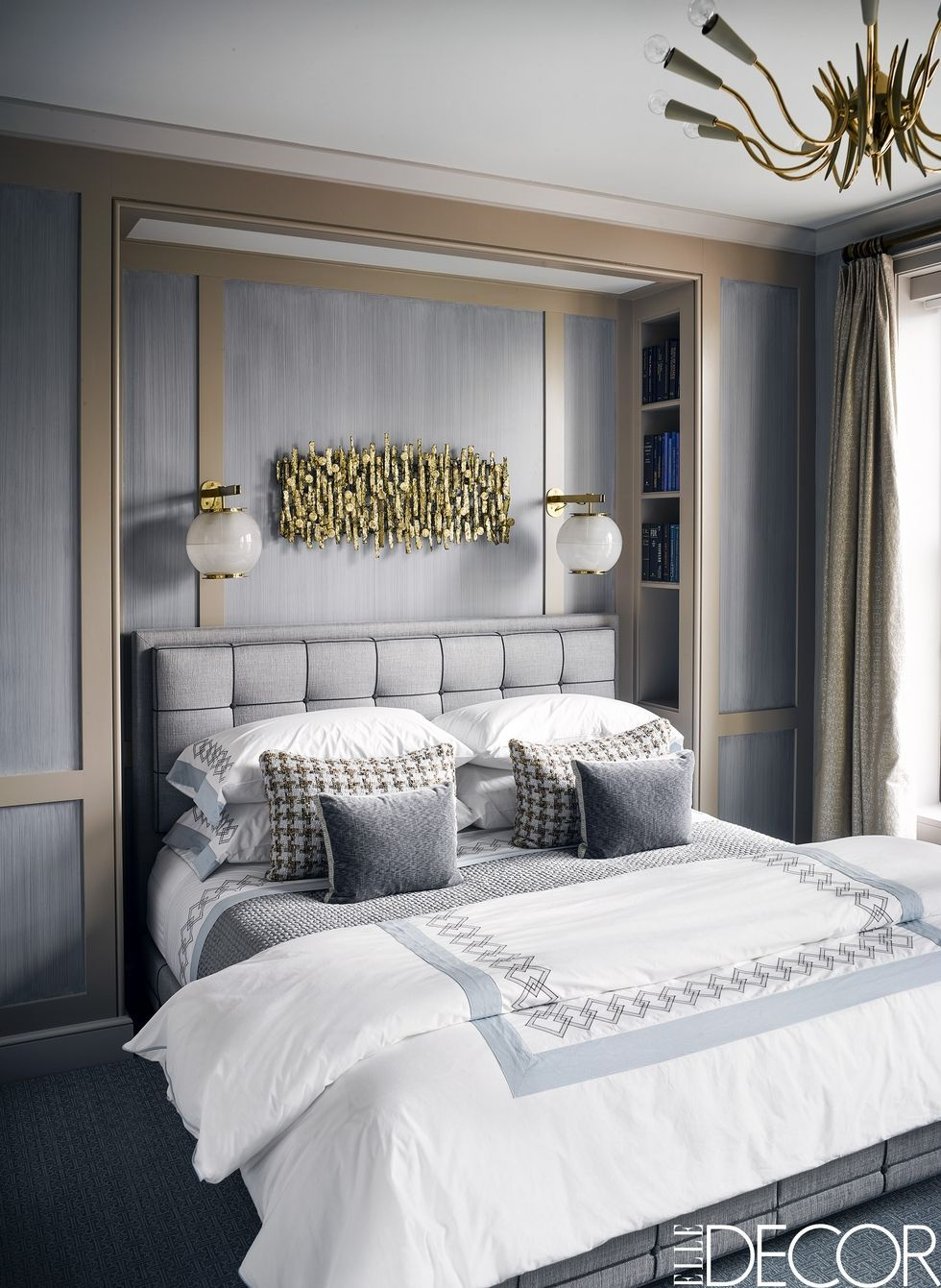 50 Small Bedroom Design Ideas - Decorating Tips for Small ... on Bedroom Ideas For Small Rooms  id=68883