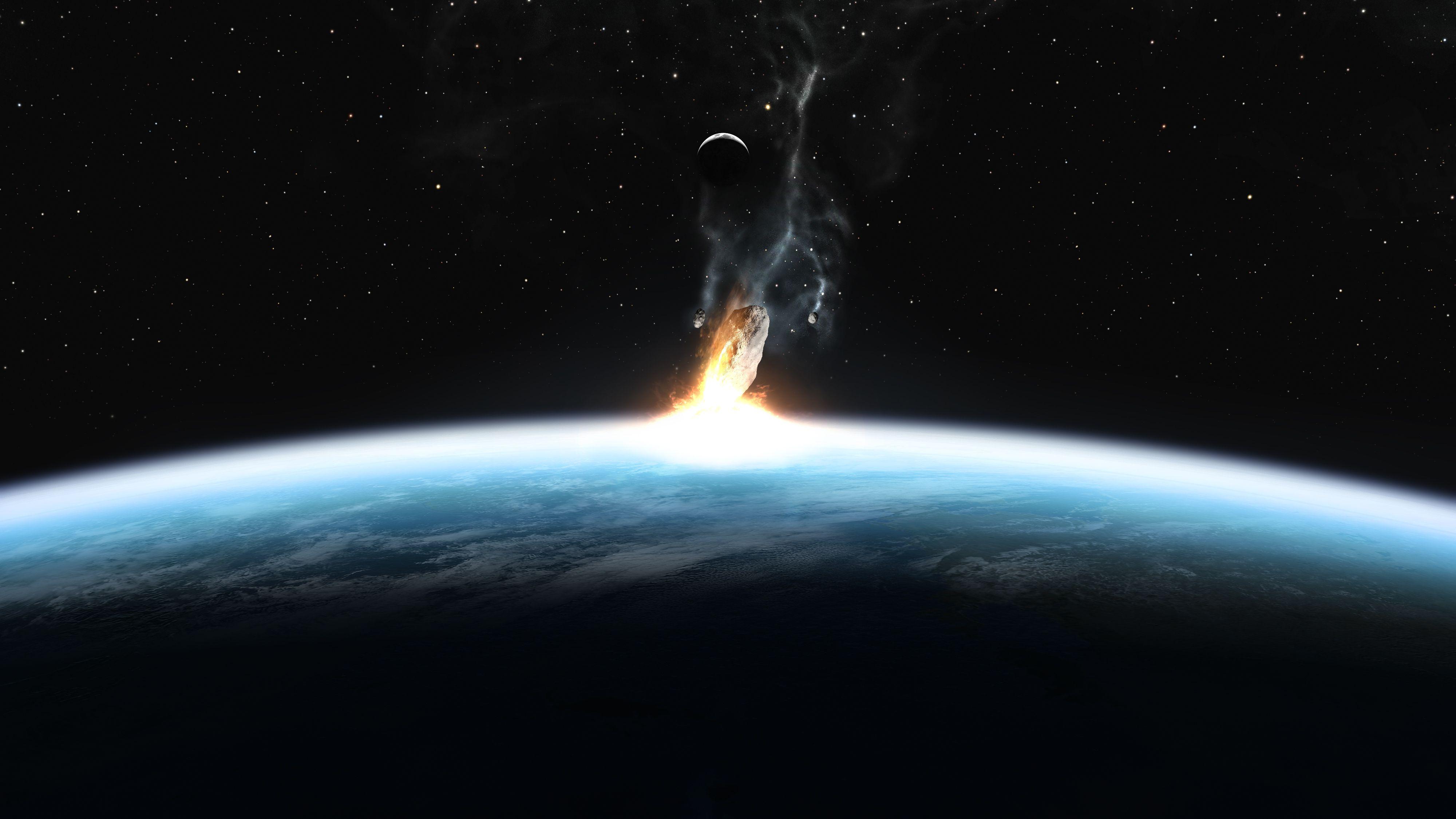 NASA Is Preparing for a Fake Asteroid Impact
