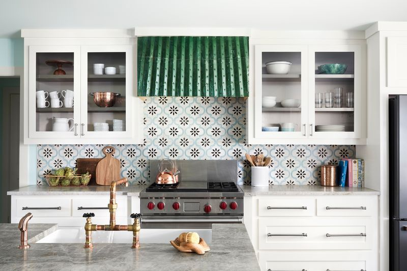 20 chic kitchen backsplash ideas tile