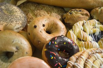Bagels and Donuts diabetes