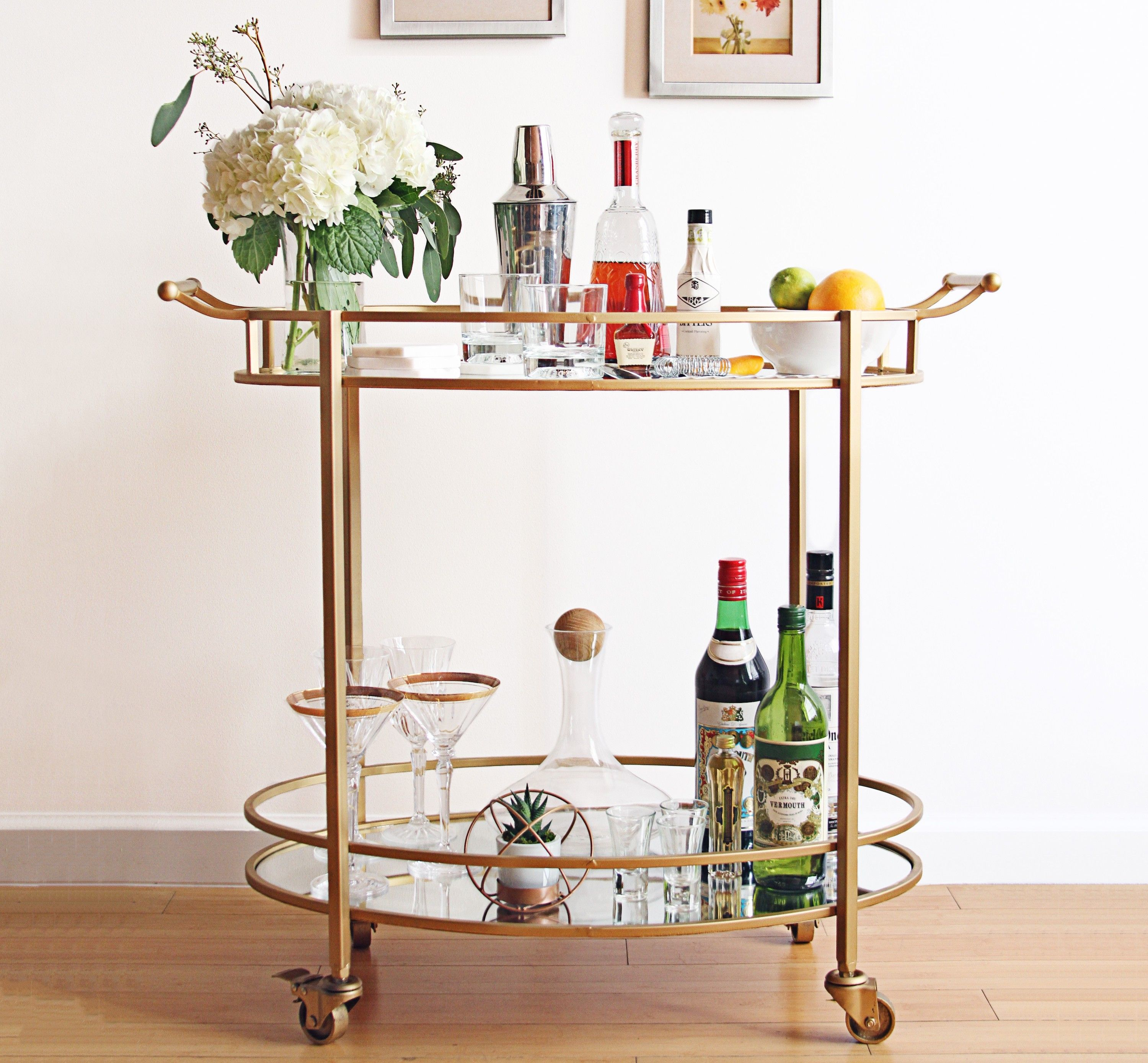 the drinks trolley 10 bar carts to buy